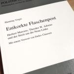 Entkorkte_Flaschenpost_Hanning_Voigts